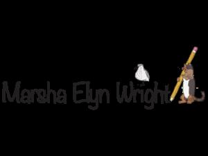 The Logo for Marsha Wright