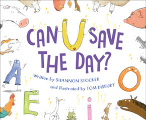 Cover for Can U Save the Day